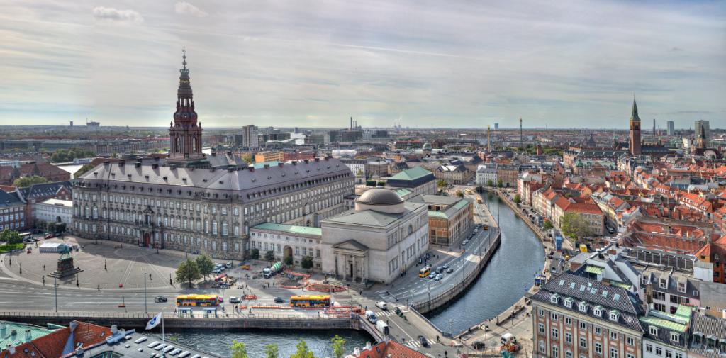 Köpenhamn historia