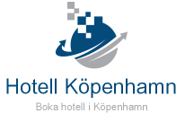 logotyp Hotell Köpenhamn